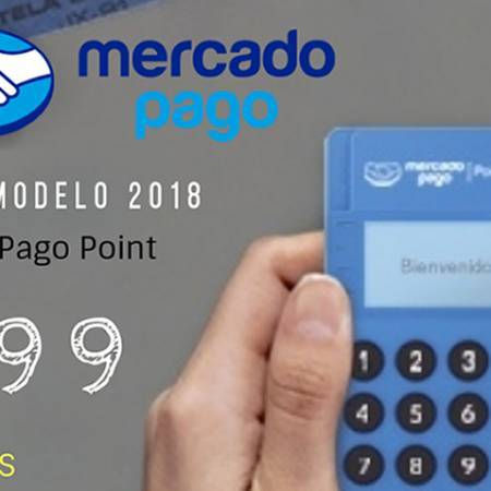 Mercado Pago Point Blue